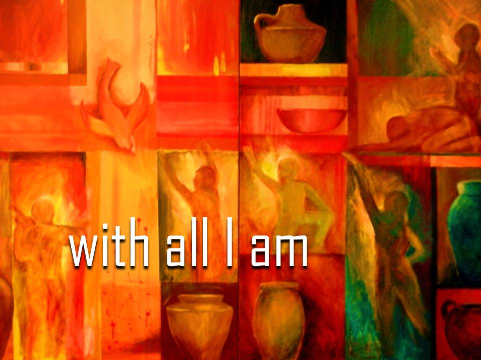 With All I Am … a series about worship