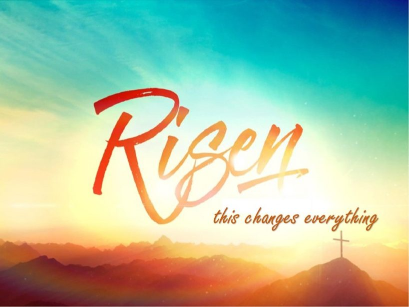 Risen – This Changes Everything